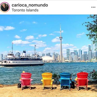 Blog Carioca no Mundo, 2019