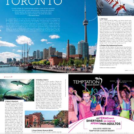 Revista Viajar, 2018