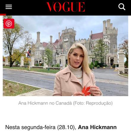 Record TV, Hoje em Dia, Ana Hickmann, Oct 2019