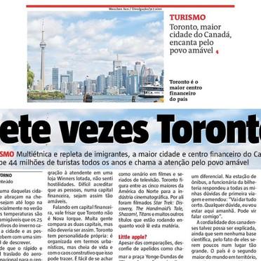 Jornal A Tarde, Salvador, 2019