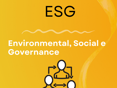 Que tal pensar um pouco mais sobre ESG?