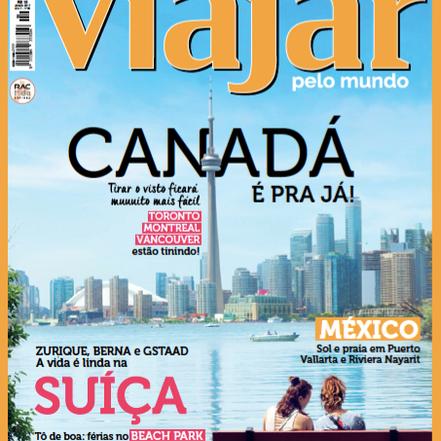 Revista Viajar, 2017
