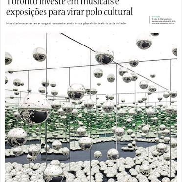 Folha de São Paulo Newspaper, Nov 2019