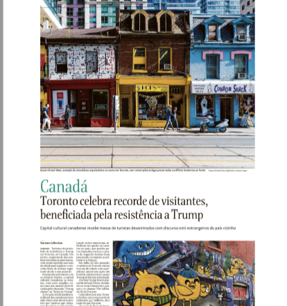 Folha de São Paulo, 2018