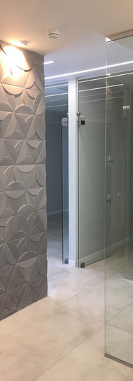 קיר מעוצב