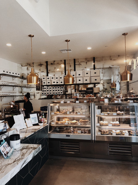 New in the Neighborhood: Frost Me Cafe and Bakery