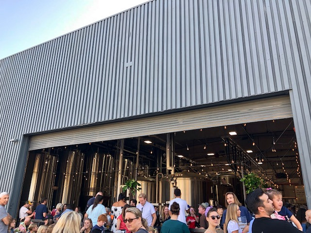 Thorn Street Brewery Opens in Barrio Logan