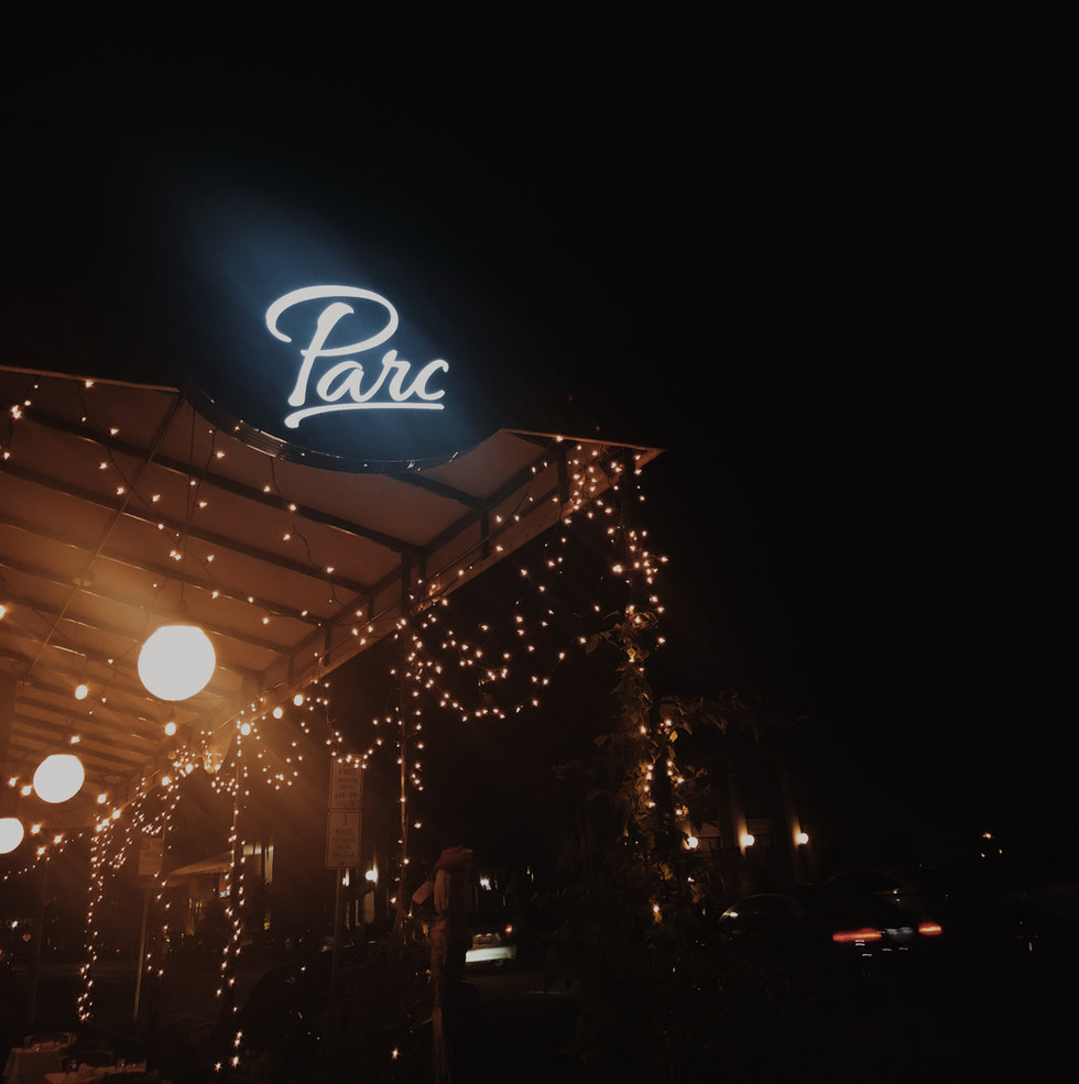 Parc Bistro-Brasserie: a taste of Paris in Bankers Hill