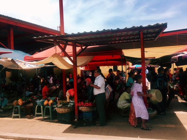 Nahuizalco Market