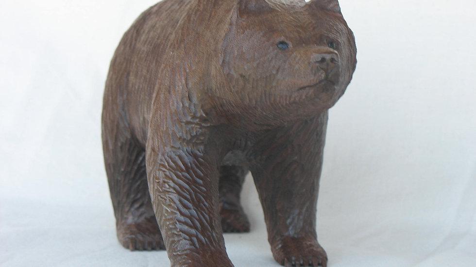 Black Walnut Grizzly Bear