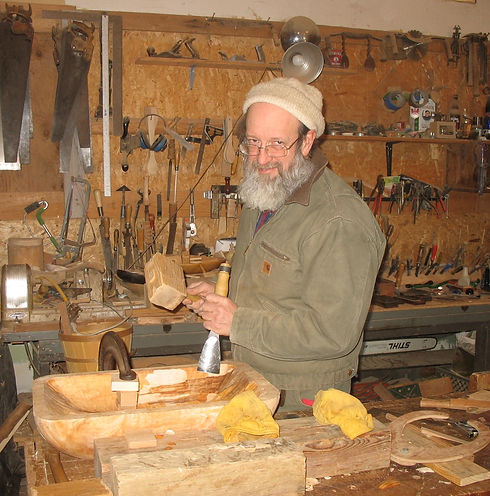 Norm Brown Woodcarver 3.JPG