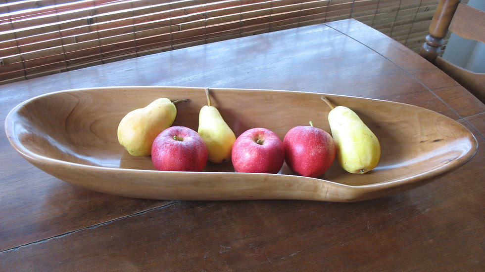 Apple Wood Branch Form Bowl No. 5