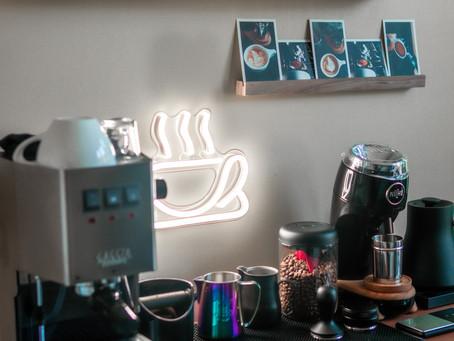 My Home Espresso Setup