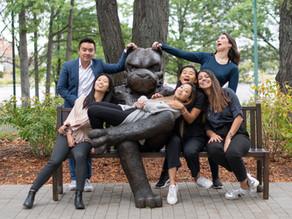 The Fall 2019 Leadership Team