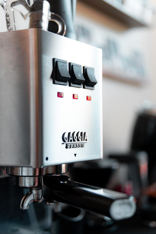 My budget espresso machine of choice