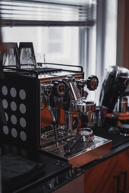 Lightroom Preset: Caffeinated