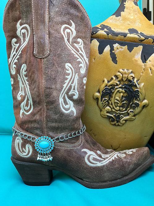 Item 40BB Boot Bracelet