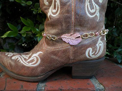 Item 5BB Boot Bracelet