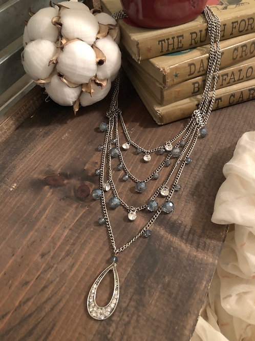 Fineness and Grace Necklace