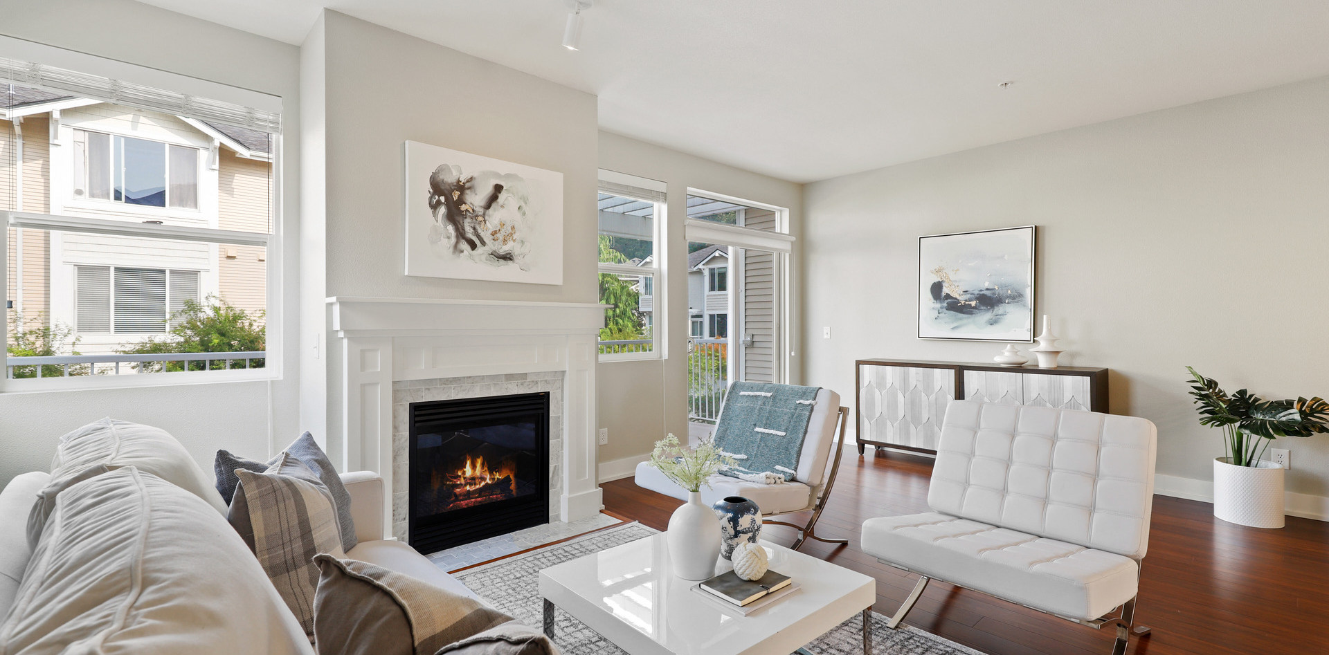 Cambridge Townhome | Bothell