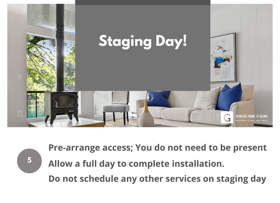 Staging Day