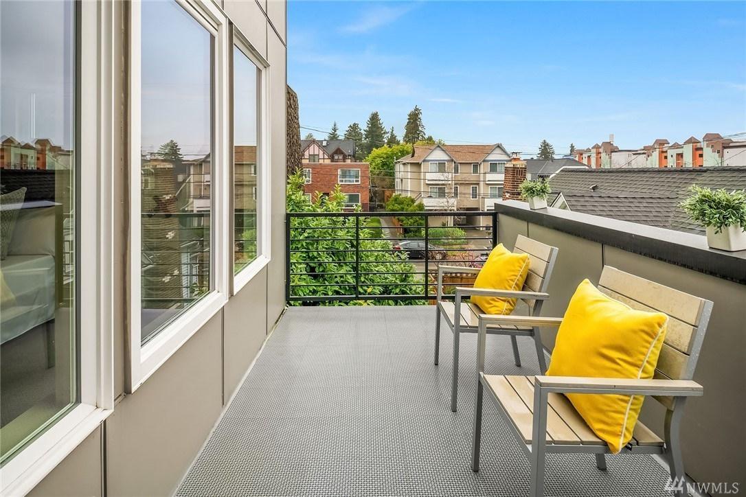 Roof Top Deck | Fremont