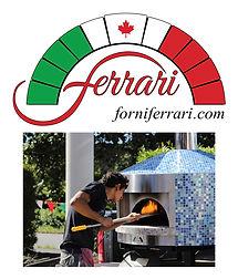 Forni Ferrari Pizza Oven