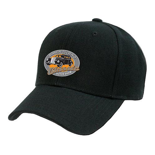 2018 Black Baseball Hat