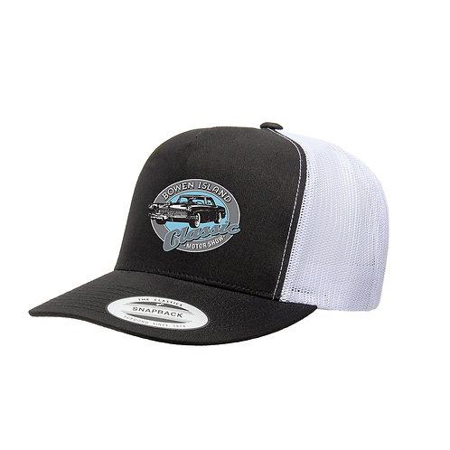 2017 Black Trucker Hat