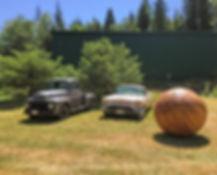 Brent Comber Original Sphere