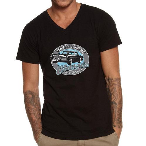 2017 Mens Black T Shirt