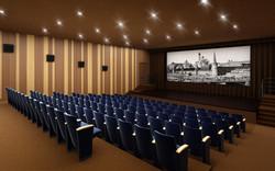 Rendering of Cinema