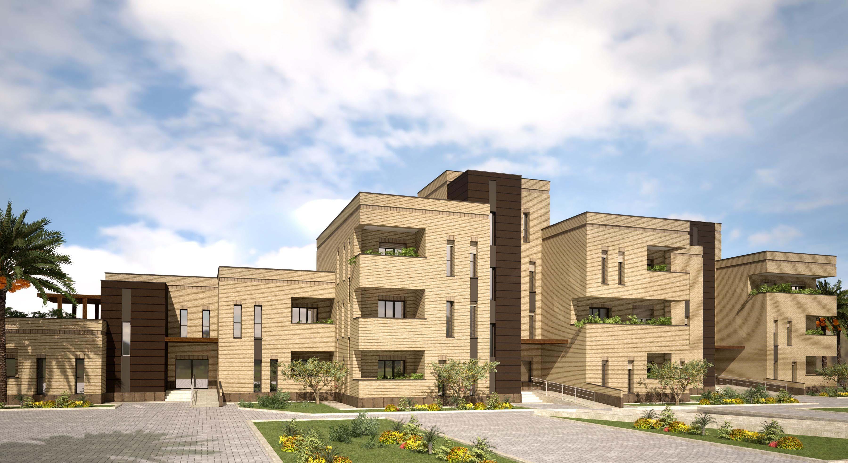 staff housing