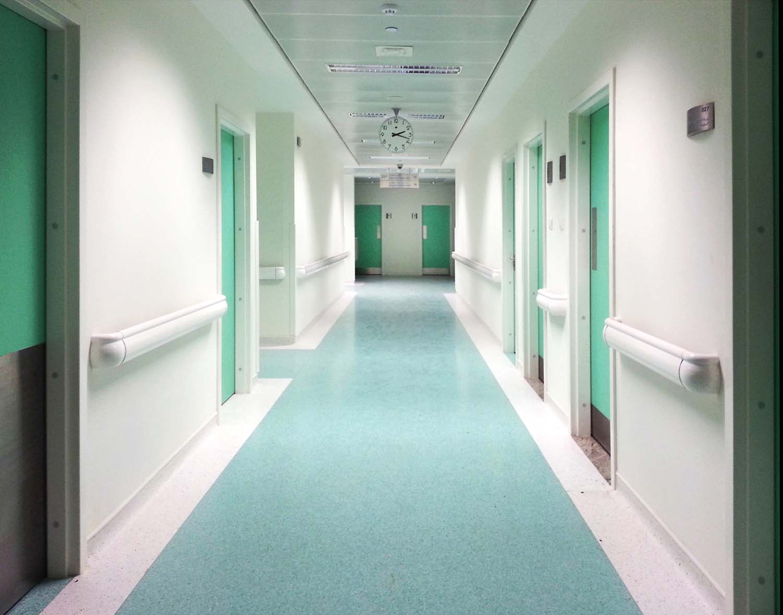 Department Corridor