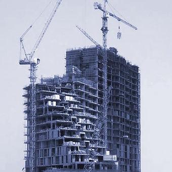 Mangrove Tower Construction in Abu Dhabi
