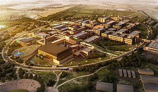 Al Qasim University in Babil, Iraq designed by Urbanism Planning Achitecture