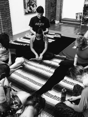 Workshop at AsanaRoots
