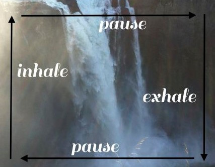 Breathing: Part 1. Box Breath.