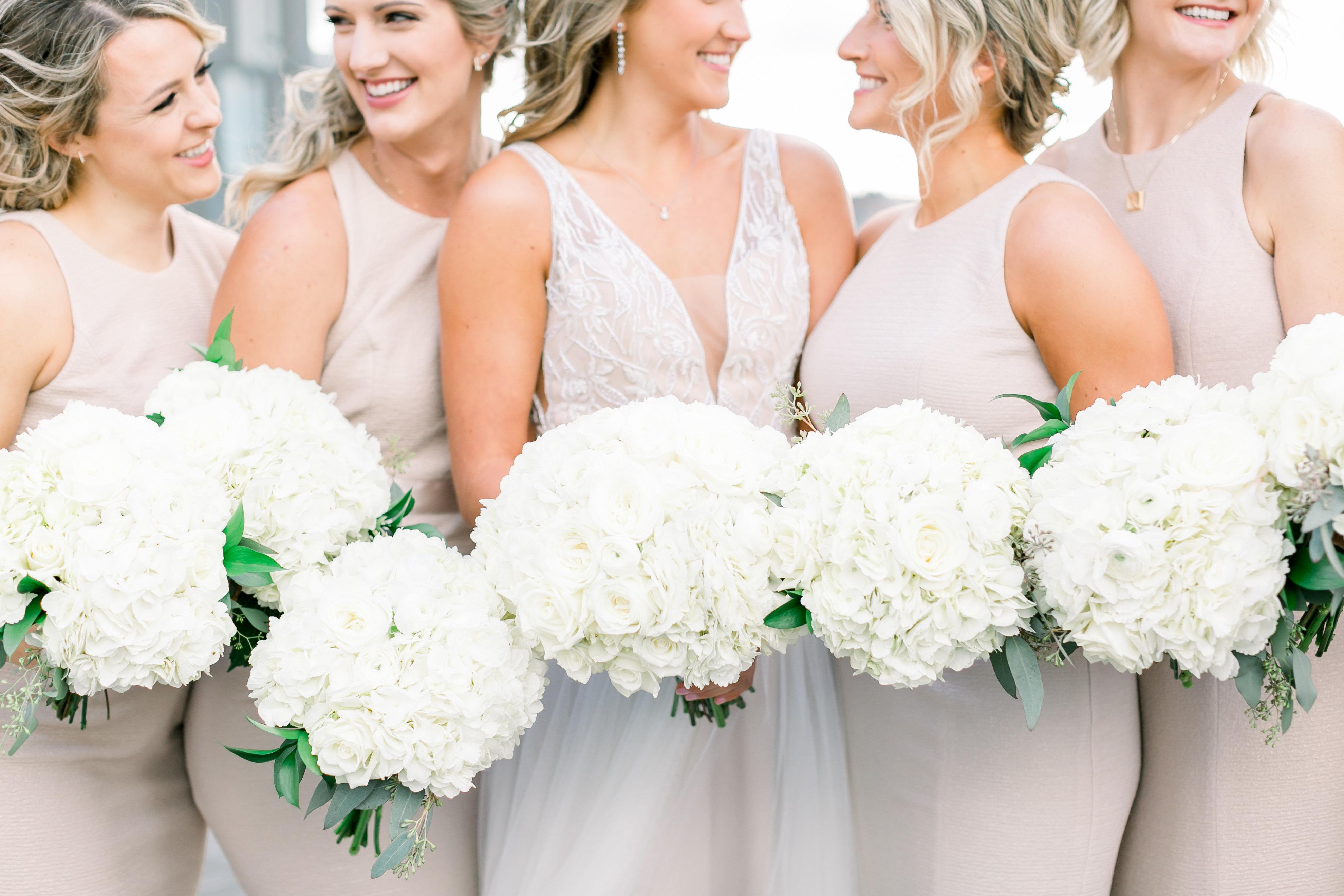Tyler Thea s Wedding Day-Bridal Party Po