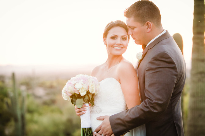 From the Archives: Melissa & Josh | Troon North Scottsdale Wedding