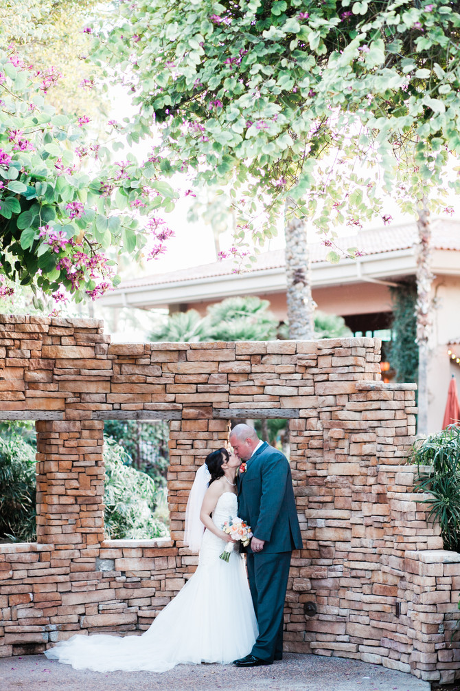 Melissa & Peter | Scottsdale Spring Wedding