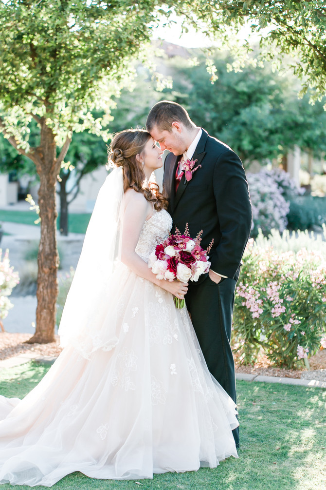 Quintin & Rebekah | Queen Creek Wedding at Encanterra Country Club