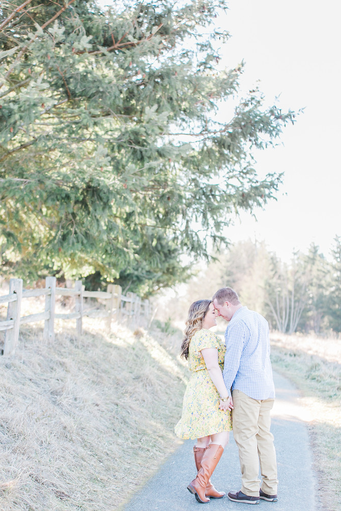 Amanda & Scott | Portland Engagement Session