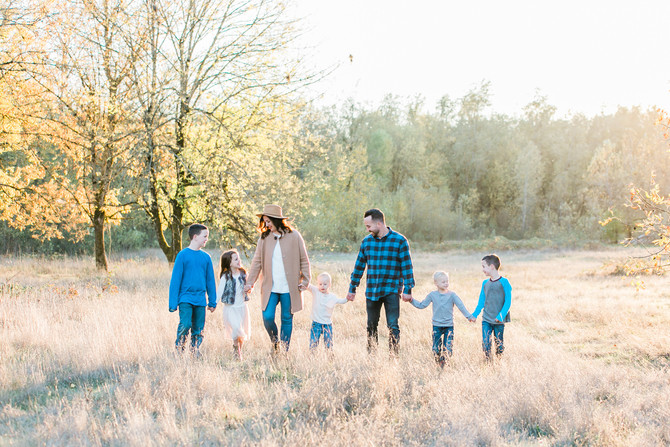 Jernigan Family | Thousand Acres Family Session