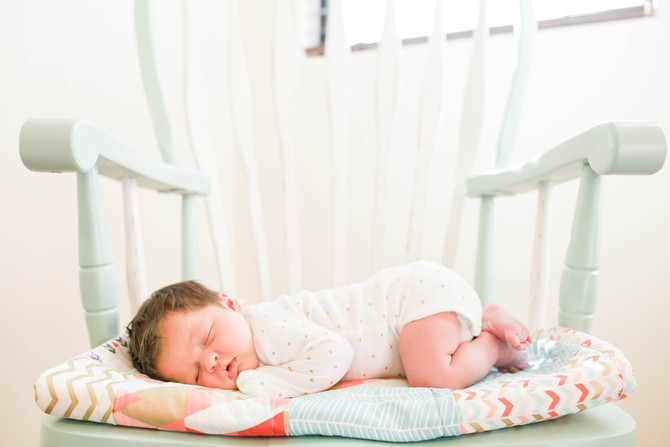 Paisley | Queen Creek Lifestyle Newborn Session