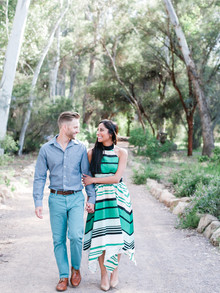 Nikki & Jeremy | Arboretum Engagement Session