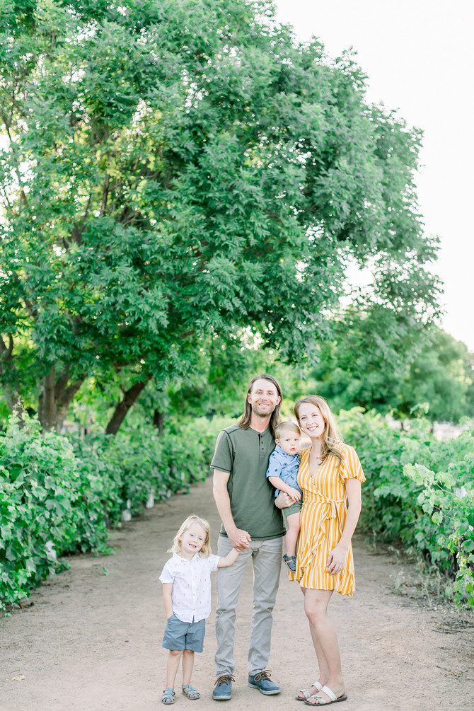 Murray Family | Gilbert Family Session