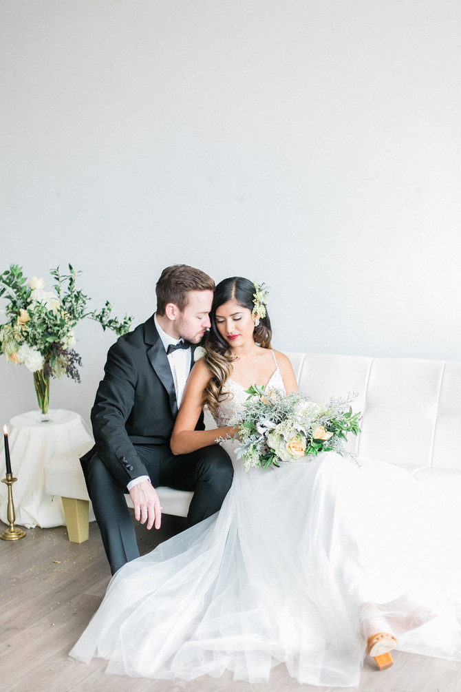Modern Gatsby | Inspiration Shoot