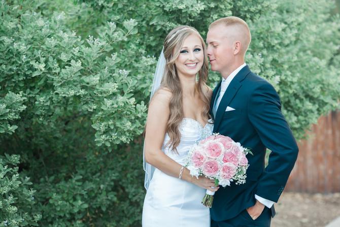Colten & Nicole | Phoenix Zoo Wedding