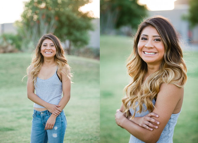 Iris | Skyline High School Senior